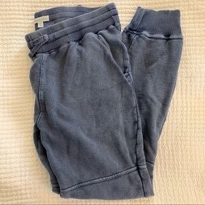 Tucker & Tate boys joggers - weathered blue color